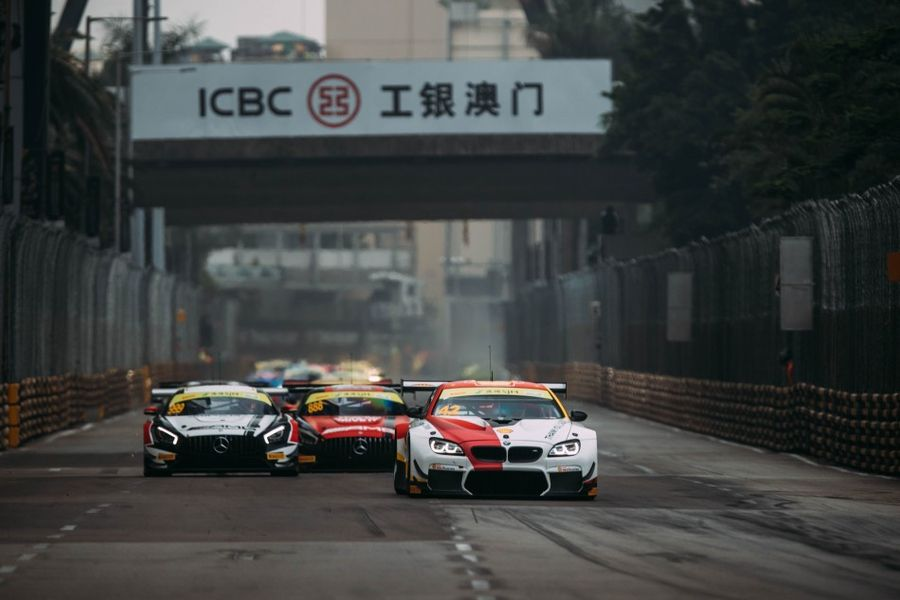 World's biggest GT manufacturers set to do battle at the Macau GP