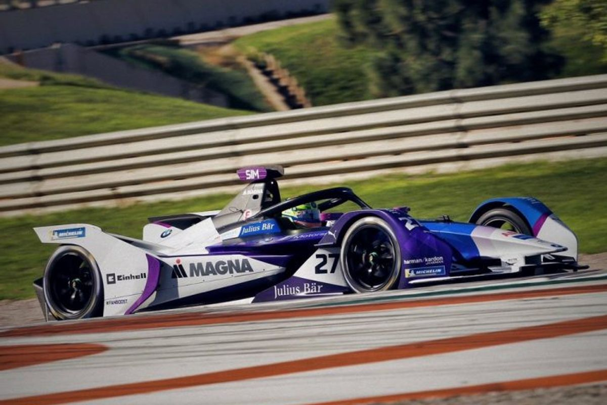 Formula E pre-season test closes in Valencia