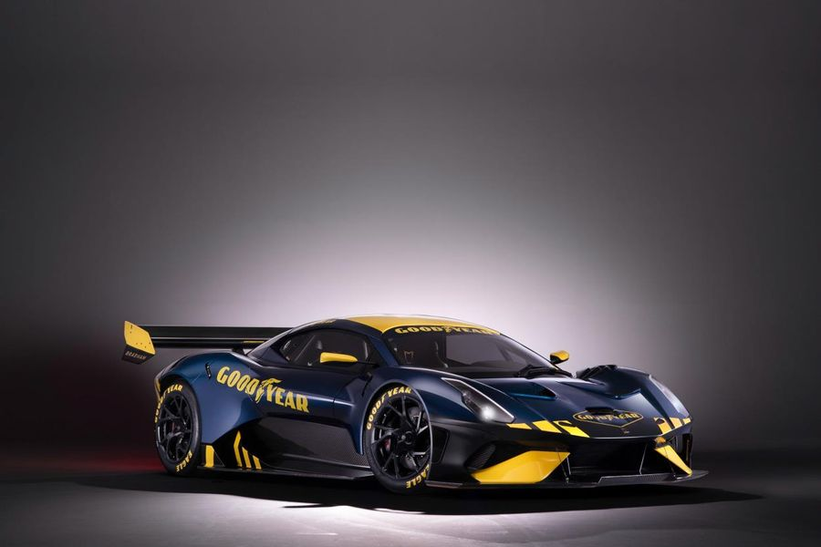 Brabham Automotive confirm drivers for BT62 racing debut