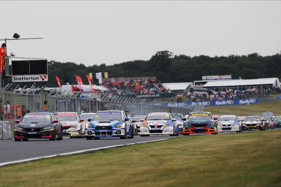 BTCC rule tweaks for 2020