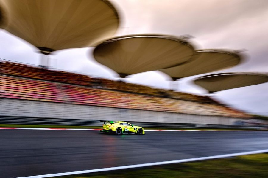 Bumper entry for WEC 4 Hours Of Shanghai