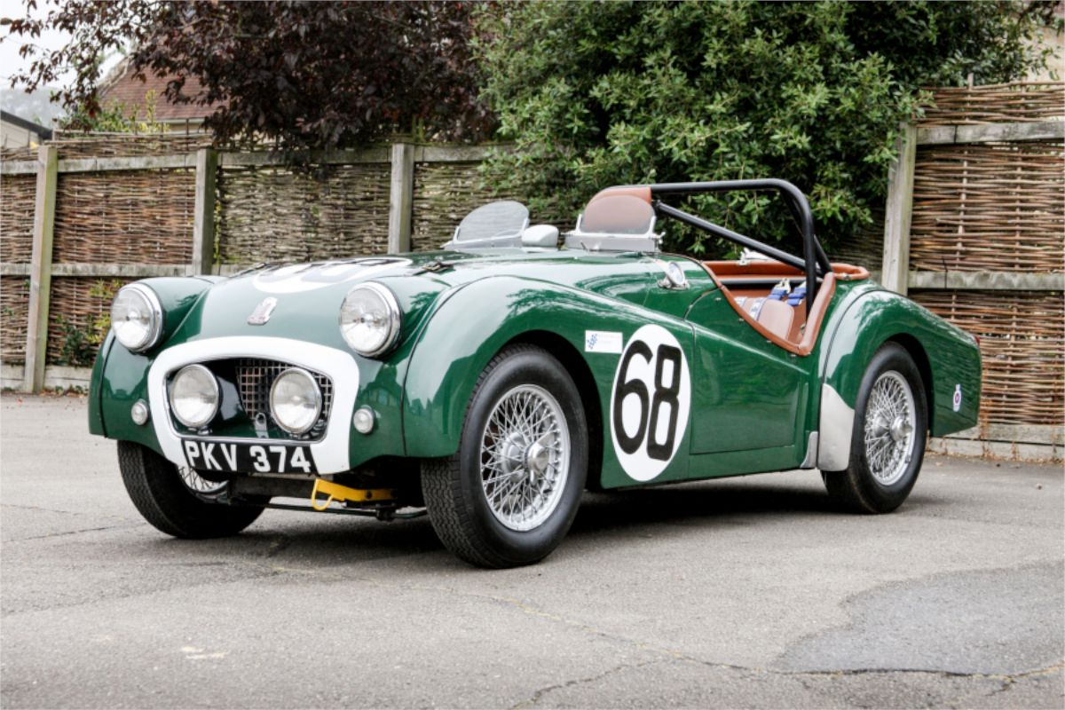 Silverstone Auctions offering 118 classic and modern classics at NEC
