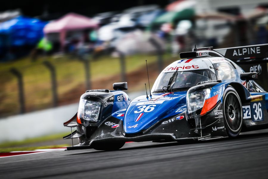 Signatech Alpine Elf ready for Shanghai WEC