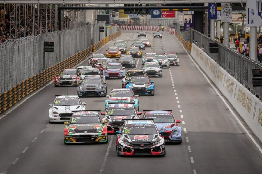 WTCR title chasers ready for Macau street fight