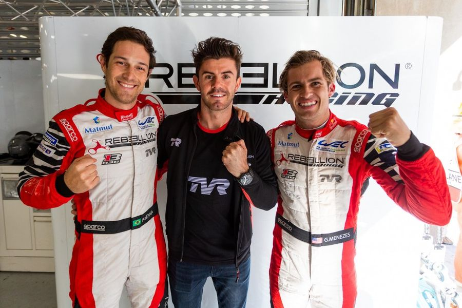 Rebellion Racing takes pole for WEC 4 hrs of Shanghai