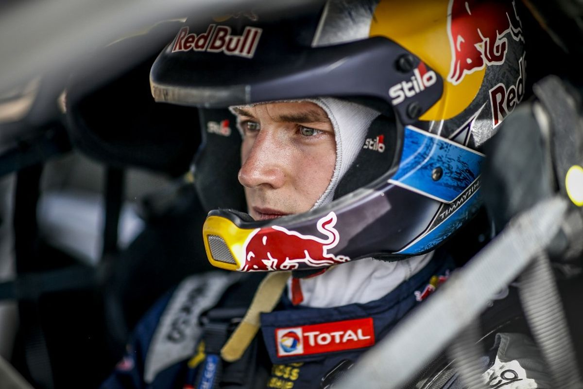 Timmy Hansen ahead in Q1 World RX of South Africa