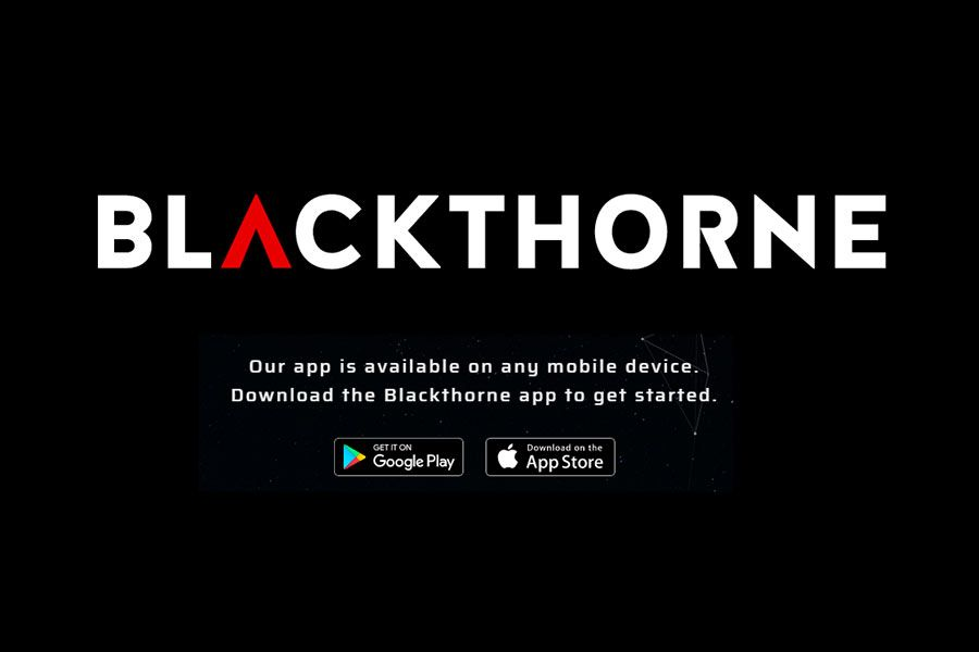 APP development for Blackthorne Logistics