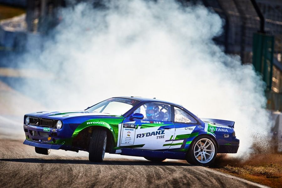Charles Ng top in qualifying session for  Intercontinental Drifting Cup