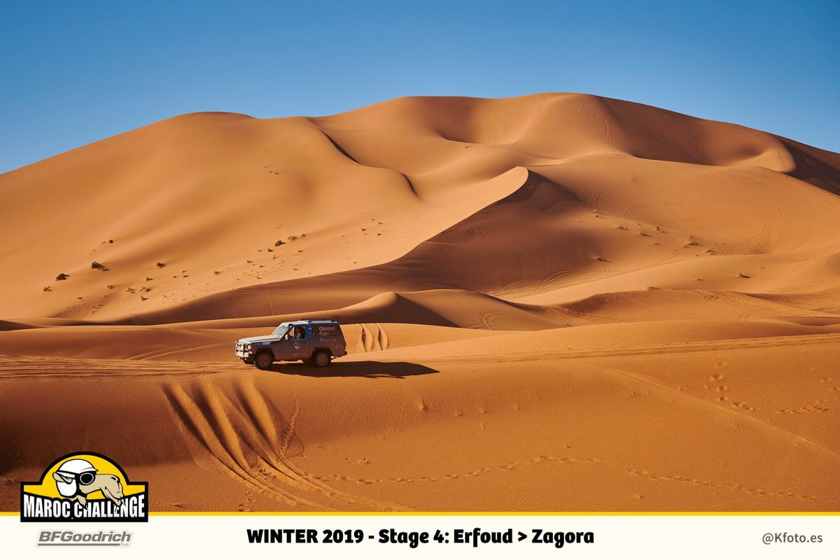 Maroc Challenge Winter Edition: The Erg Chebbi Experience