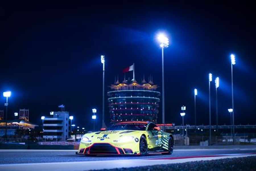 Aston Martin Racing ready for desert debut in Bahrain WEC