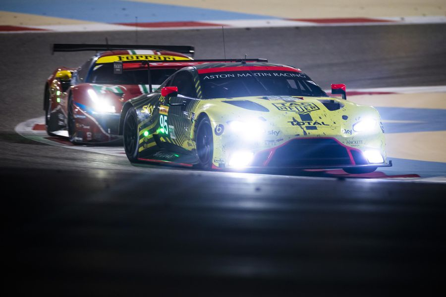 Aston Martin wins WEC LMGTE Pro 8 Hours of Bahrain