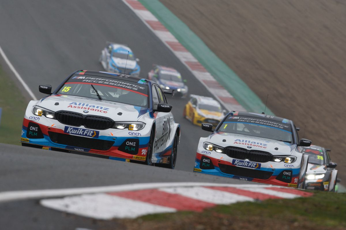 Jordan joins Team BMW for 2020 BTCC season