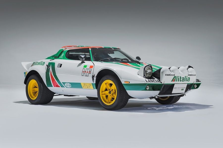 1975 Lancia Stratos Stradale Gr.4 Conversion on offer in Tokyo