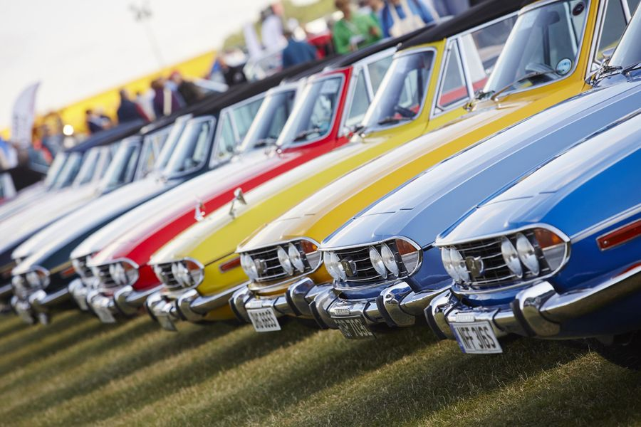Silverstone Classic celebrates its 30th birthday milestone