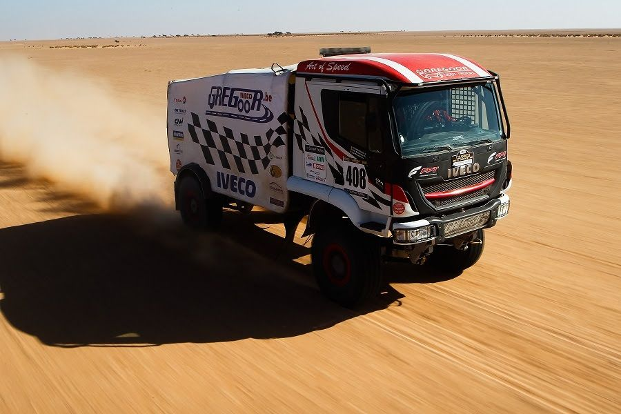 Africa Eco Race 2020: Stage 5 - Full Throttle Down South!