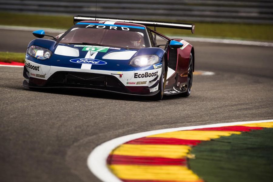 Andy and Sebastian Priaulx sign with Multimatic Motorsports