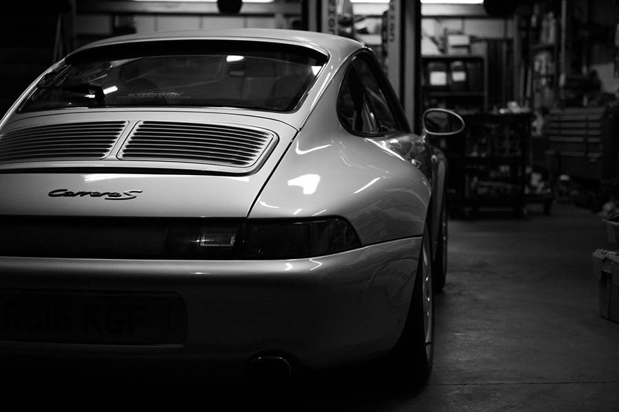 Wrightune Porsche Service Oxford new web site