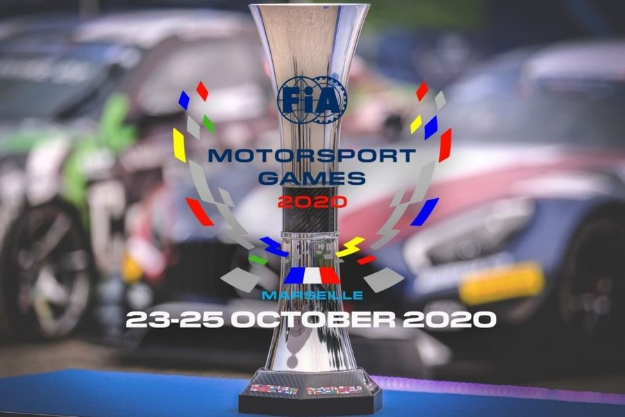 Marseille and Paul Ricard to host 2020 FIA Motorsport Games