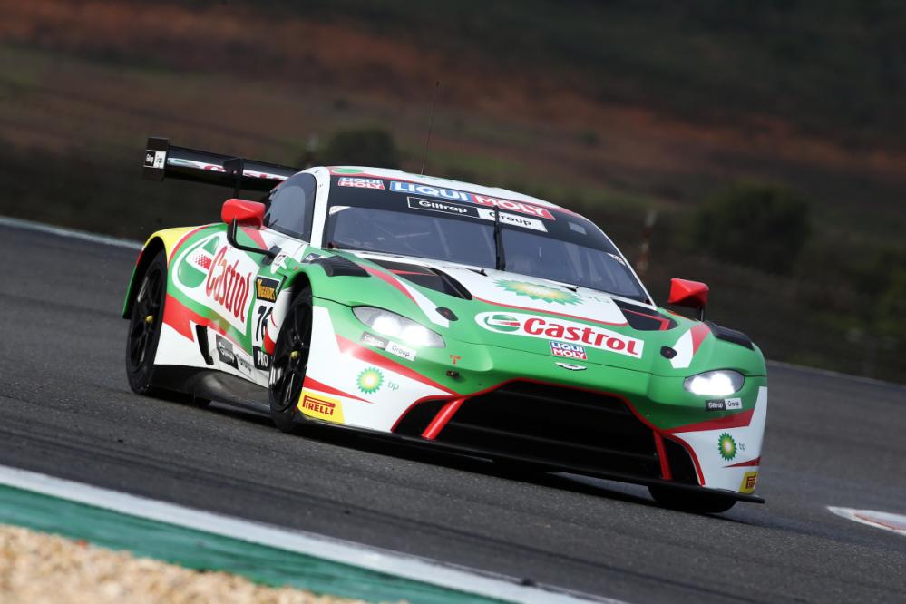 Aston Martin Vantage Gt3 All Set To Make Mount Panorama Debut Motorsport News Racecar Creative Digital Solutions