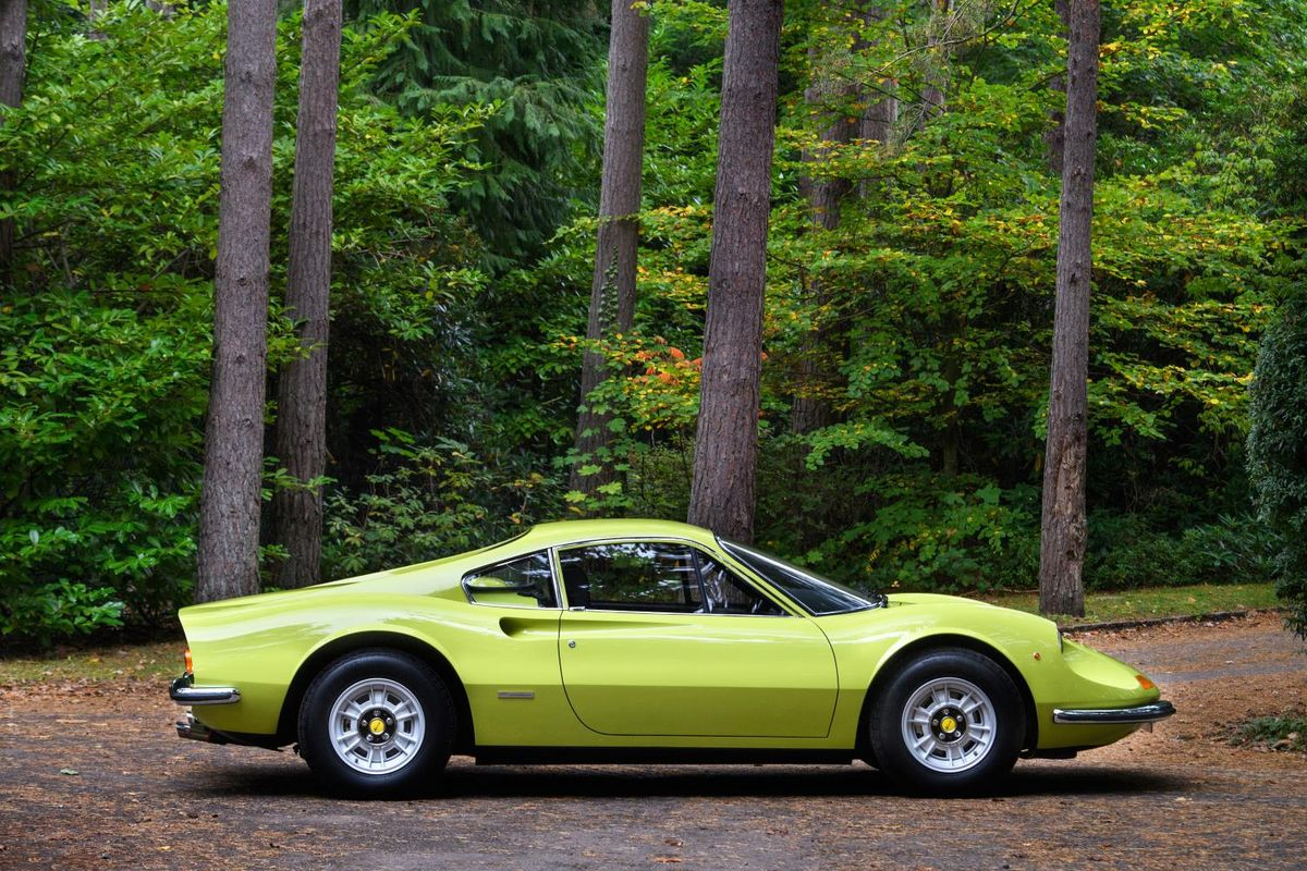 London Concours to feature a celebration of Ferrari Dinos