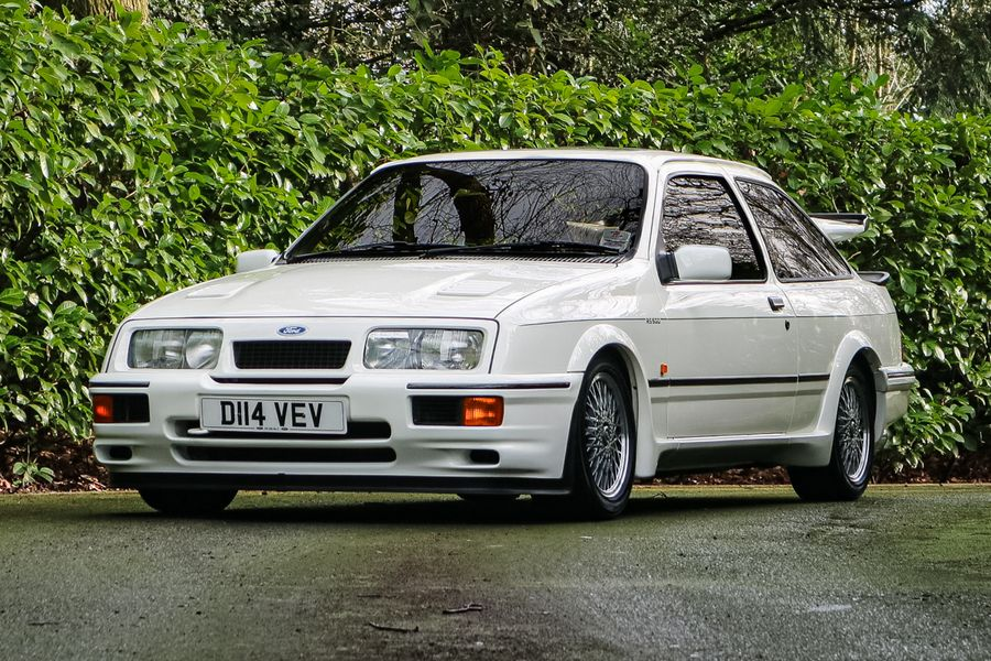 Significant RS500, D114 VEV, chassis 003 offered for sale at Race Retro
