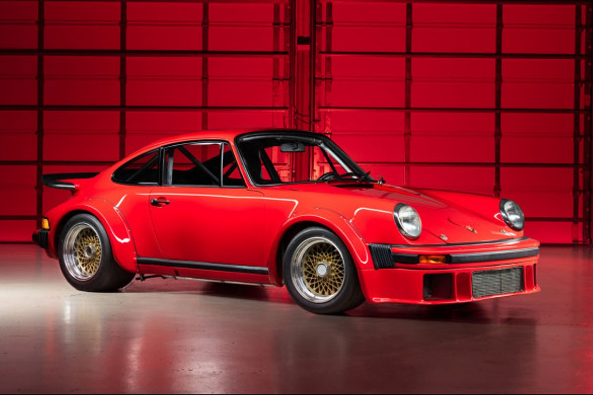 Rare 1976 Porsche 934 Announced for Goodings Amelia Island Sale