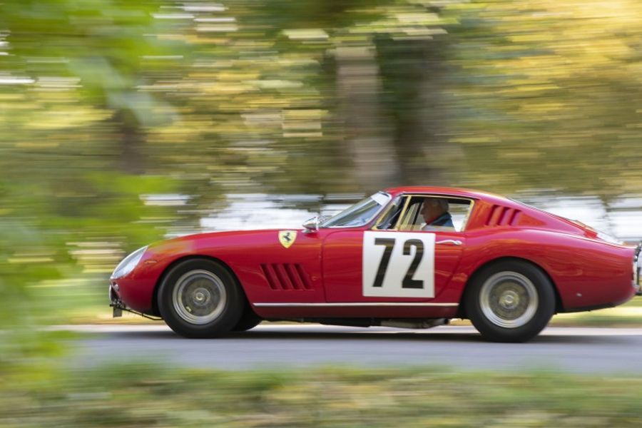 Ferrari 275 GTB/C6 sells for $2,753,080 at Artcurial Rétromobile, results