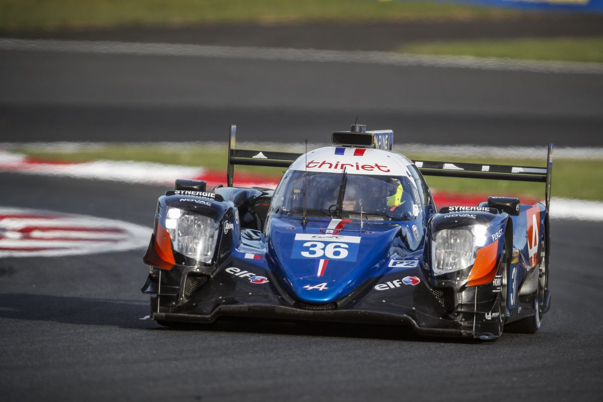 Signatech Alpine Elf heads west for Lone Star Le Mans WEC