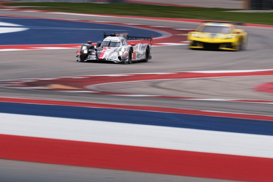 Rebellion Racing take their second overall WEC win of the season