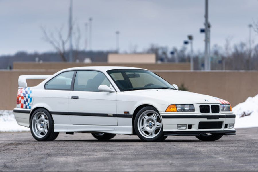 Exceptional BMW Collection on offer at Gooding's Amelia Island auction