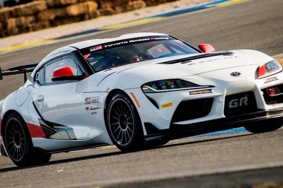 Speedworks enter new Toyota GR Supra GT4 in British GT