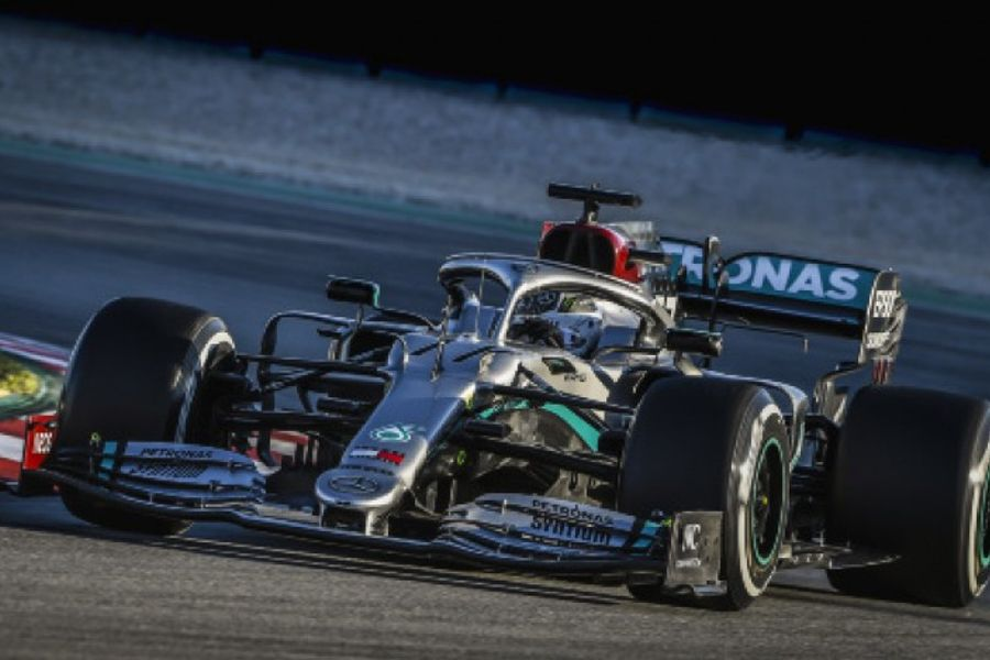 Bottas quickest as F1 testing concludes in Barcelona