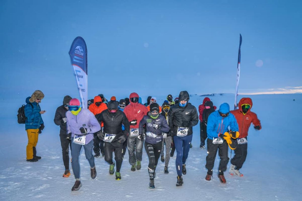 2020 World Marathon Challenge lands in Antarctica and Australia