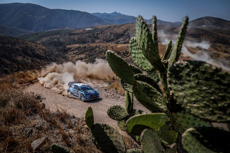 WRC heads to Rally Mexico for Round 3