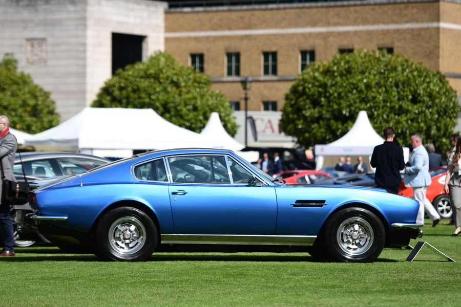 Spotlight on Aston Martin at the London Concours