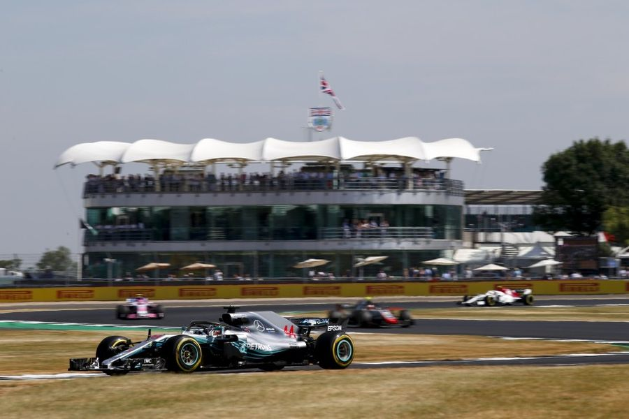 Decision on British GP 2020 by end of April