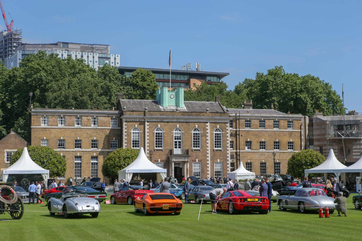 London Concours postponed until 19th-20th August