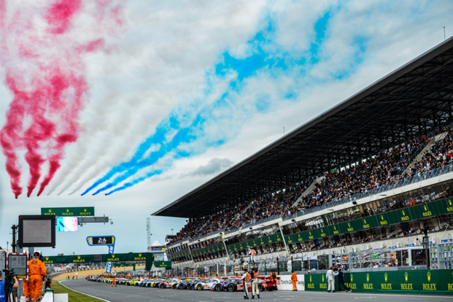 Adjustments to 24 Hours of Le Mans race week schedule