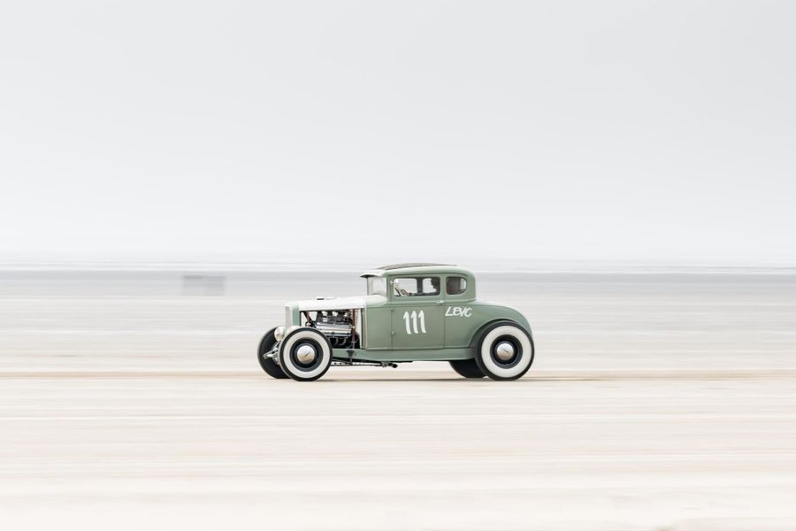London Concours to host 'Speed of Sand' celebration