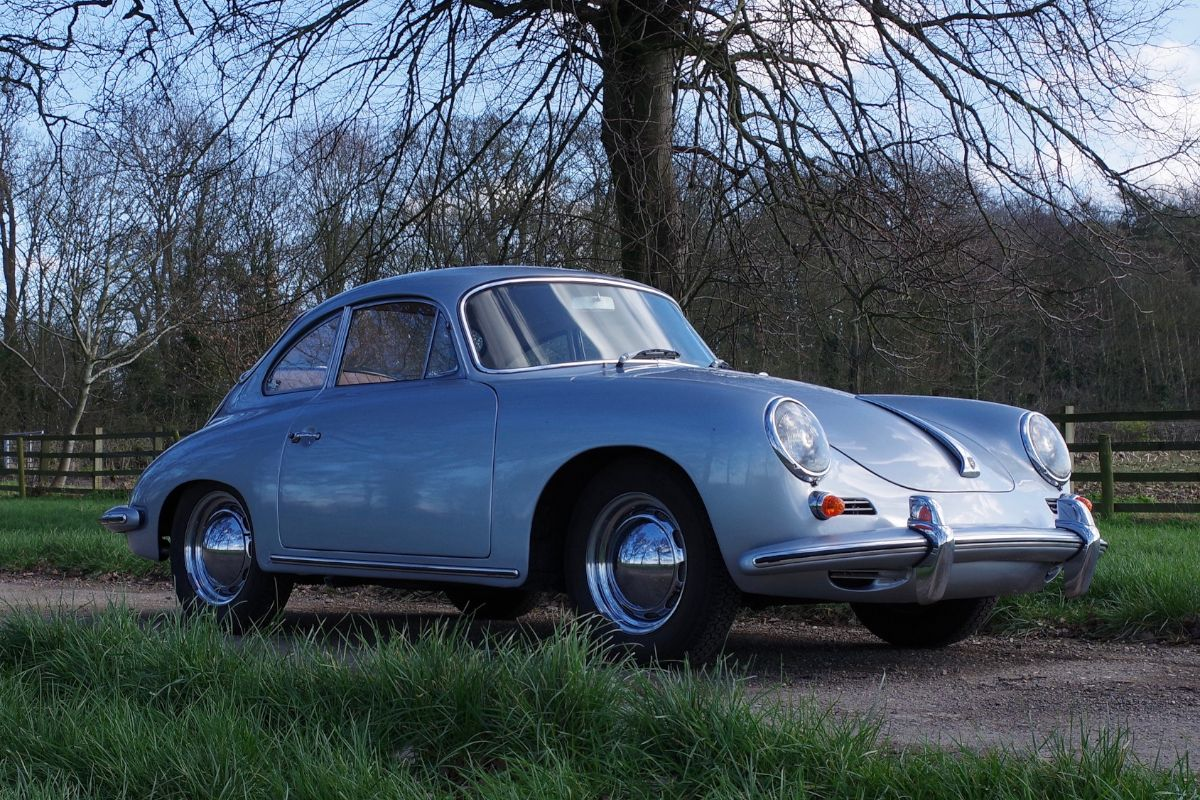Classic Car Auctions record 16 days of selling with 61% sale rate