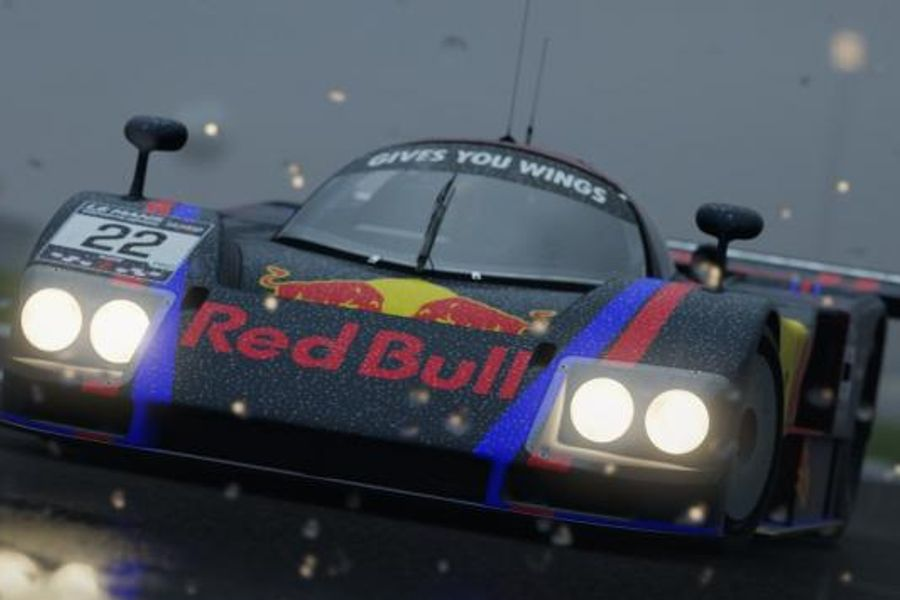 Red Bull eSports Le Mans Pro Qualifying Champions