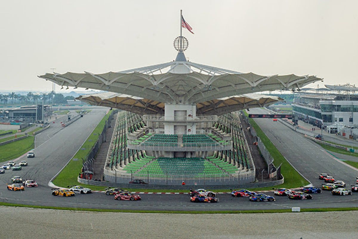 GT World Challenge Asia makes further changes to 2020 calendar