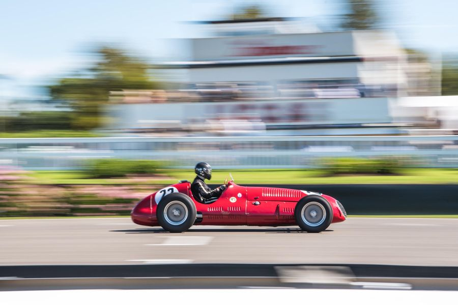 Maserati celebrates 70 years since Maserati 4CLT 'same day double' F1 wins