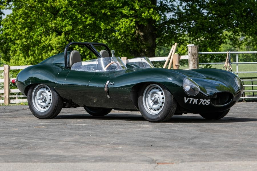 1962 Jaguar D-Type Short Nose Recreation on offer