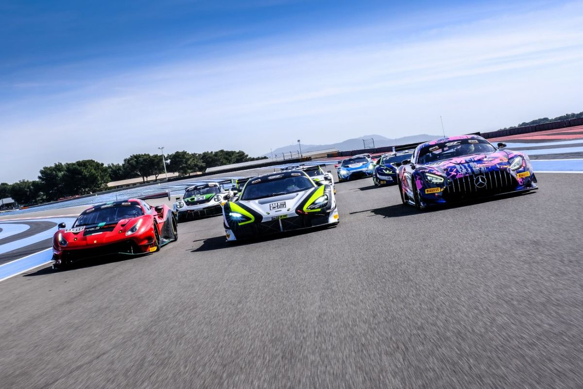 GT World Challenge Europe set to go racing in July
