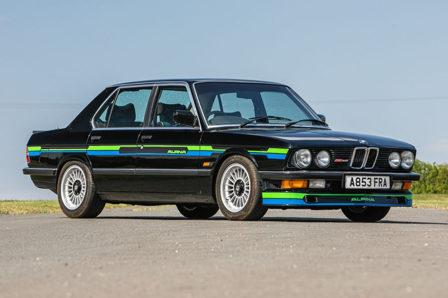 Rare cars up for auction including BMW Alpina B9 from Jay Kay's collection