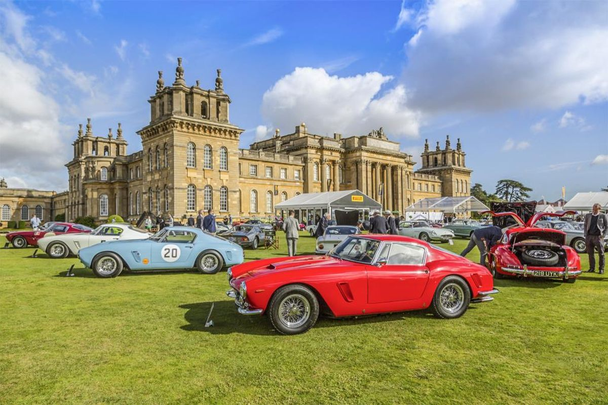 Salon Privé Tickets on sale from today