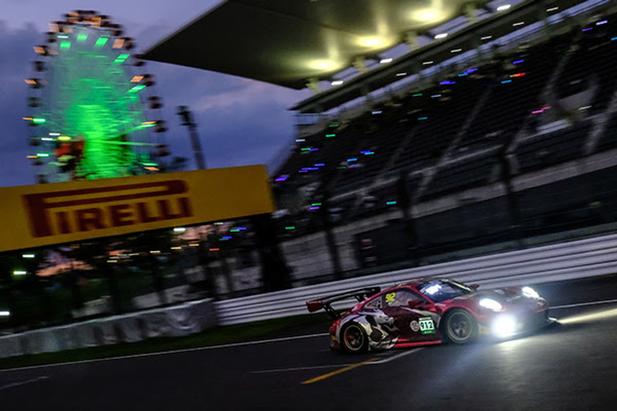 Suzuka 10 Hrs cancelled:  Bathurst 12, Indianapolis, Spa, Kyalami on schedule