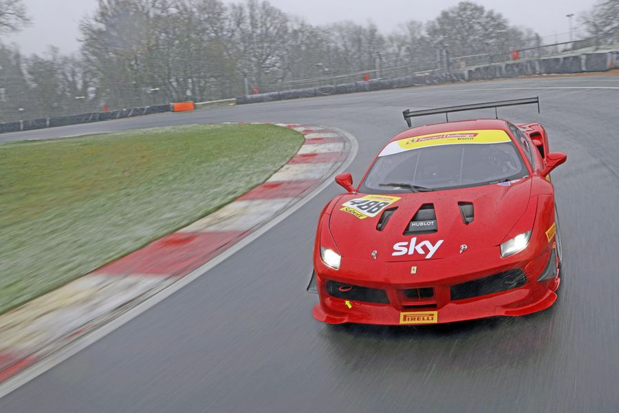 Ferrari Challenge UK will return in July