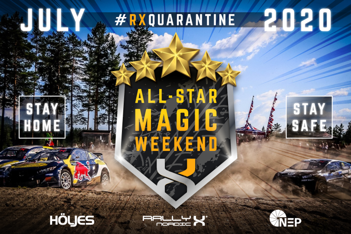 RallyX Nordic adds 'Legends' class to Höljes weekend